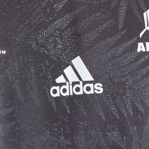 All Blacks Rugby World Cup Home Jersey Black