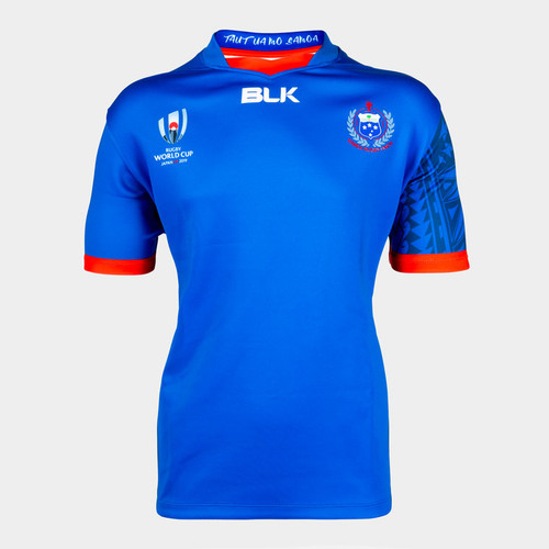 BLK Samoa Rugby World Cup 2019 Jersey | Rugby City
