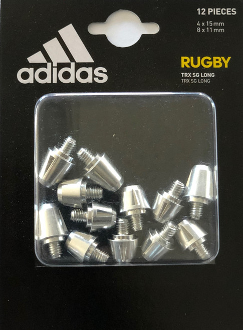 Adidas TRX SG Long Rugby Boot Studs   Rugby City