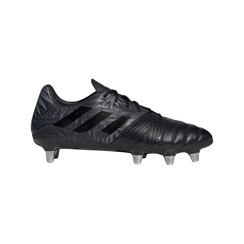Adidas All Blacks Kakari SG Rugby Boots - Black