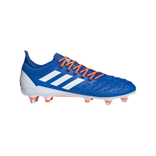 adidas Predator XP SG Rugby Cleat - Blue | Rugby City