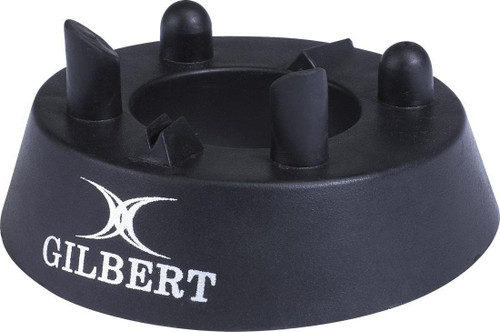 Gilbert 450 Precision Rugby Kicking Tee (Black)