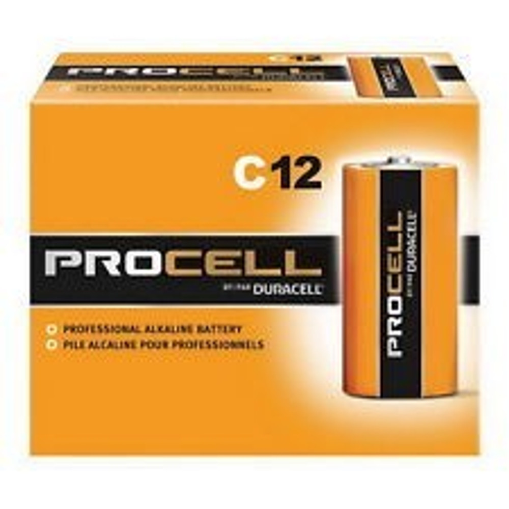 ProCell, C Bulk Battery, 12 Pack