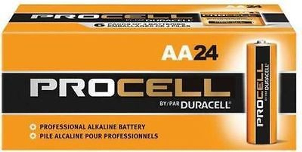 ProCell, AA Bulk Battery, 24 Pack
