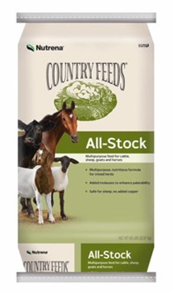 Country Feeds, Select Stock, 16% Textured, 50 Lb