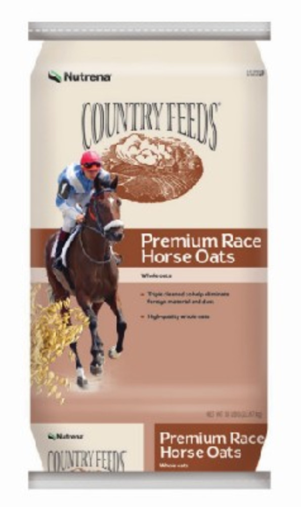 Country Feeds, Whole Oats, 50 Lb