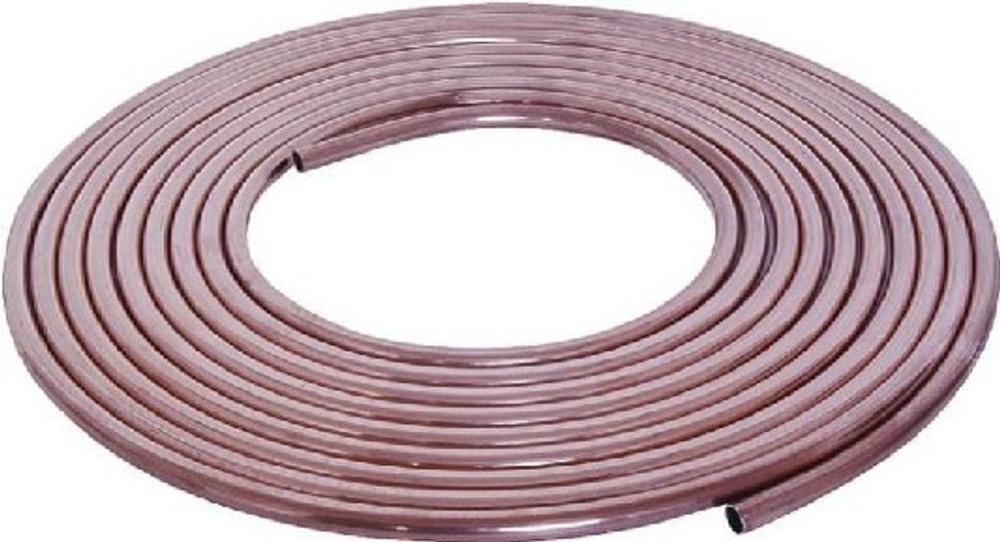 "Copper Tubing, 1/2"" x 10' , Soft"