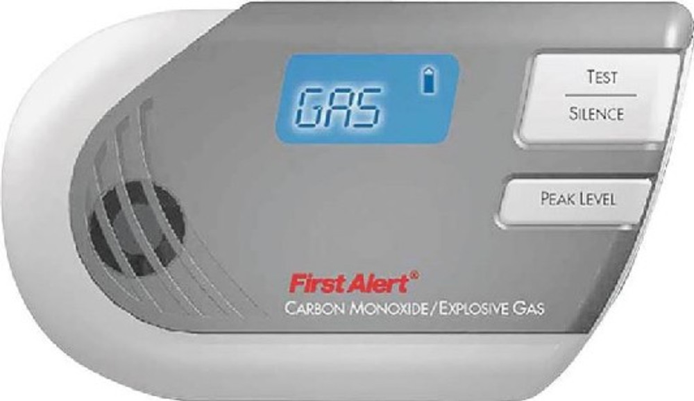 Carbon Monoxide, Propane And Natural Methane Gas Alarm