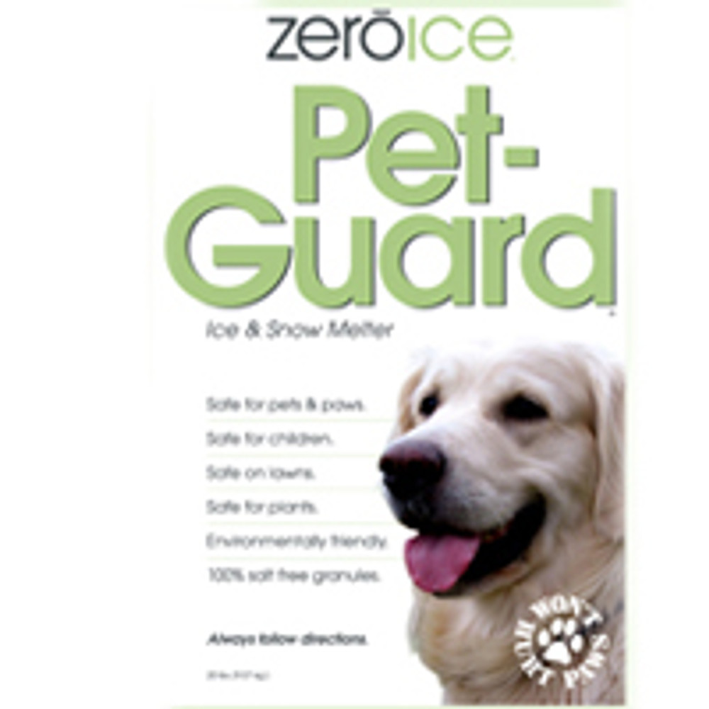 Pet Guard Ice Melt, 20 Lb Bag