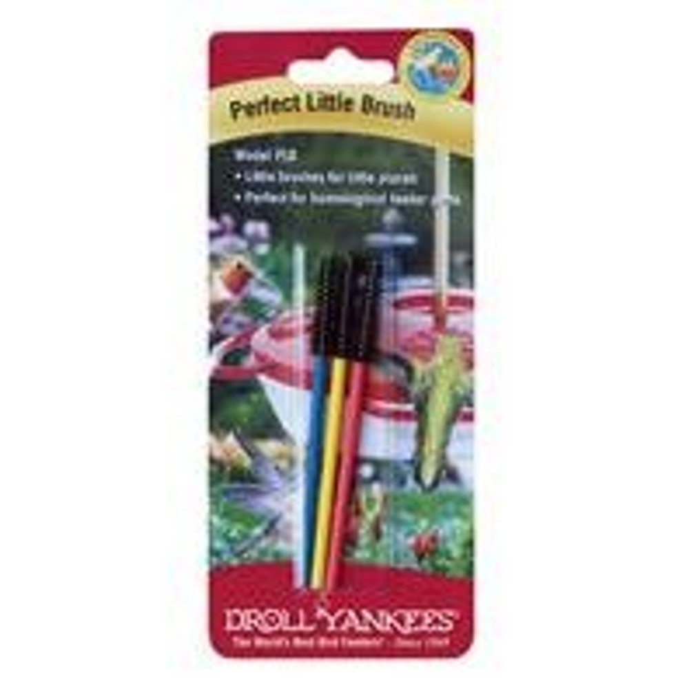 Droll Yankees Perfect Little Hummingbird Feeder Brush