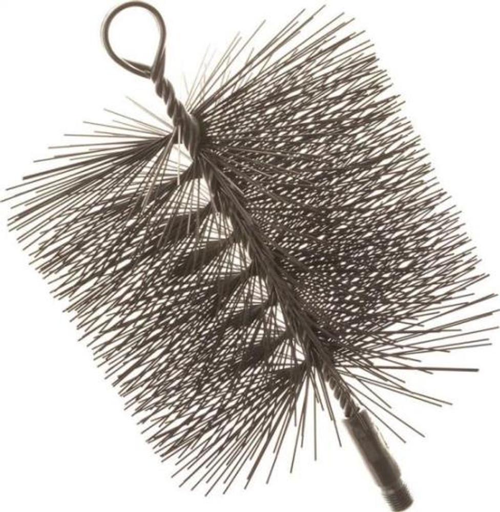 """Chimney Brush 8"""" Round Wire"""