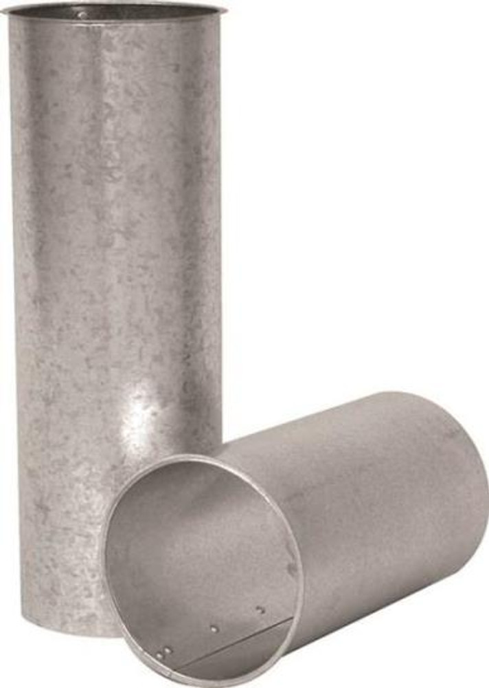 "Chimney Thimble 6"" X 8"" Galvanized"