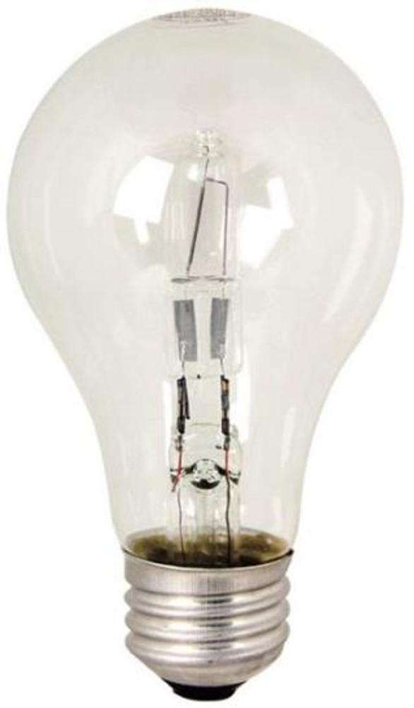 Halogen Bulb,  A19, 43 Watts, Clear