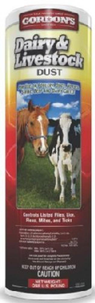 Dairy & Livestock Dust, 1 Lb