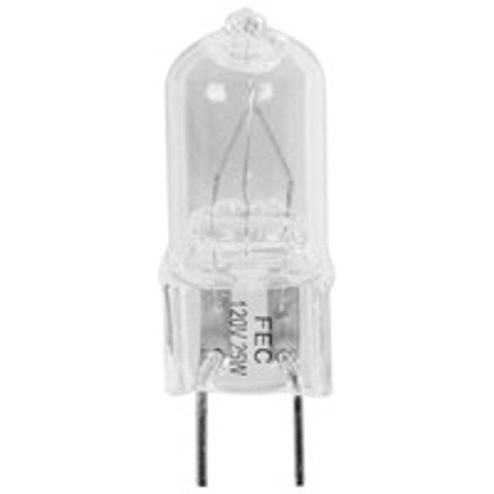 Halogen,  25 Watt, JCD  G8 Base, 120 Volt, Bulb