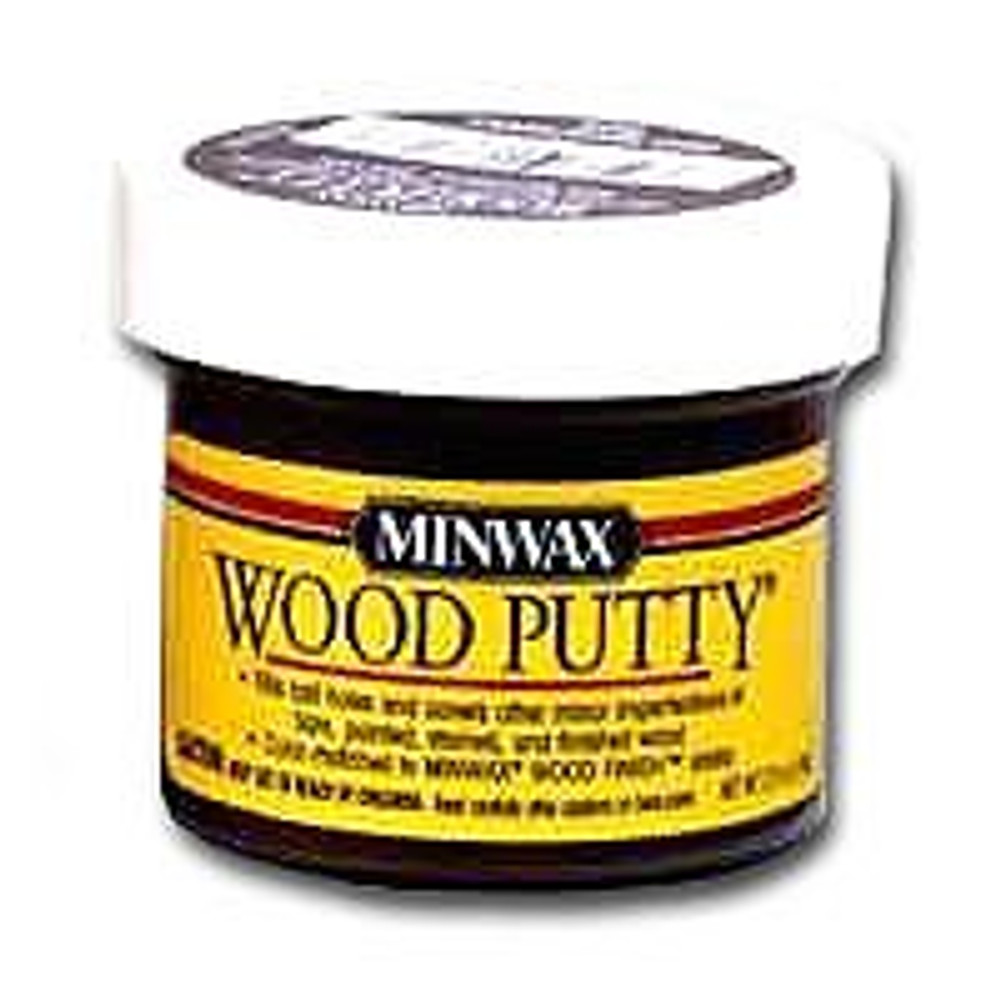 Minwax, Wood Putty, Golden Oak, 3.75 Oz