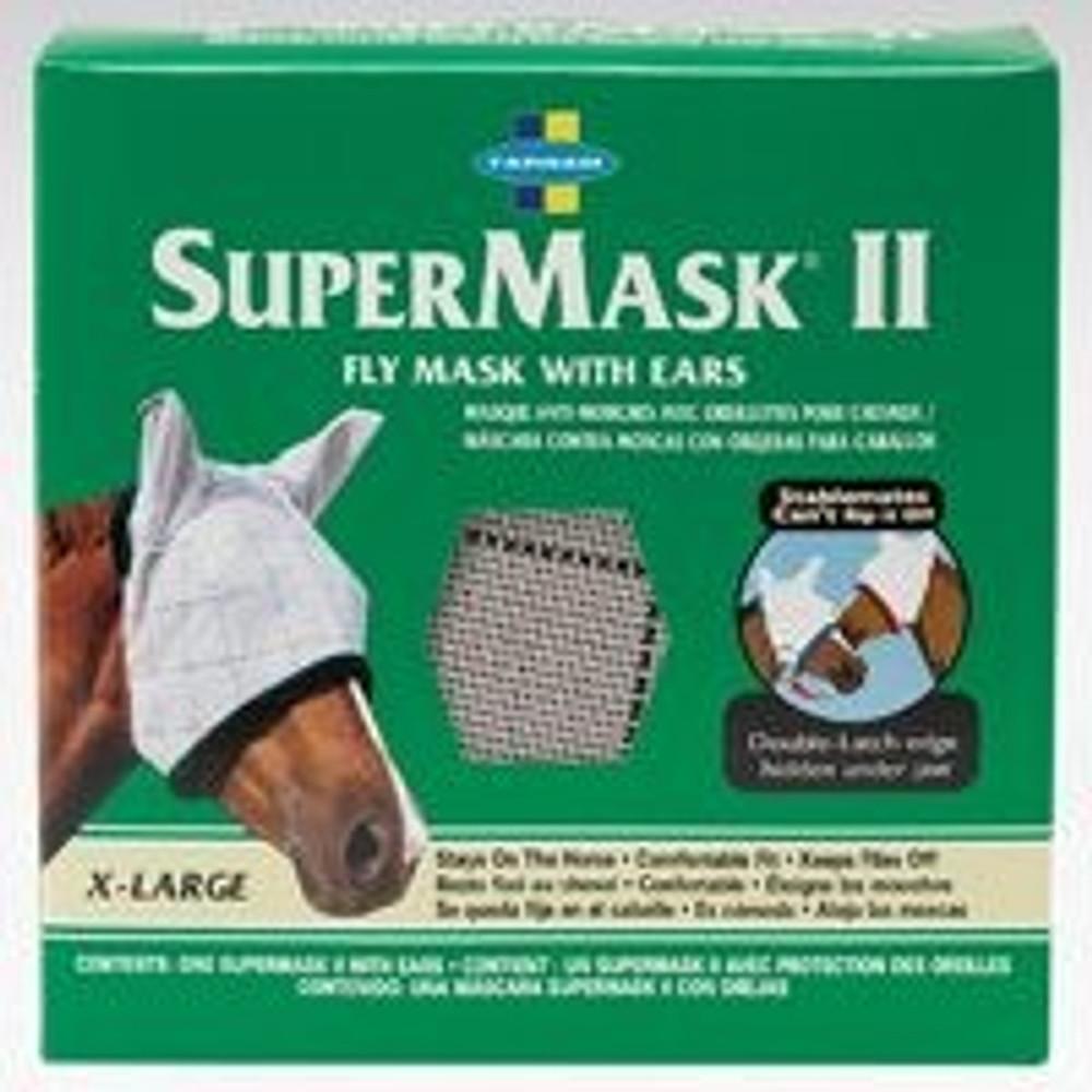 Equine Super Mask II, X-Large