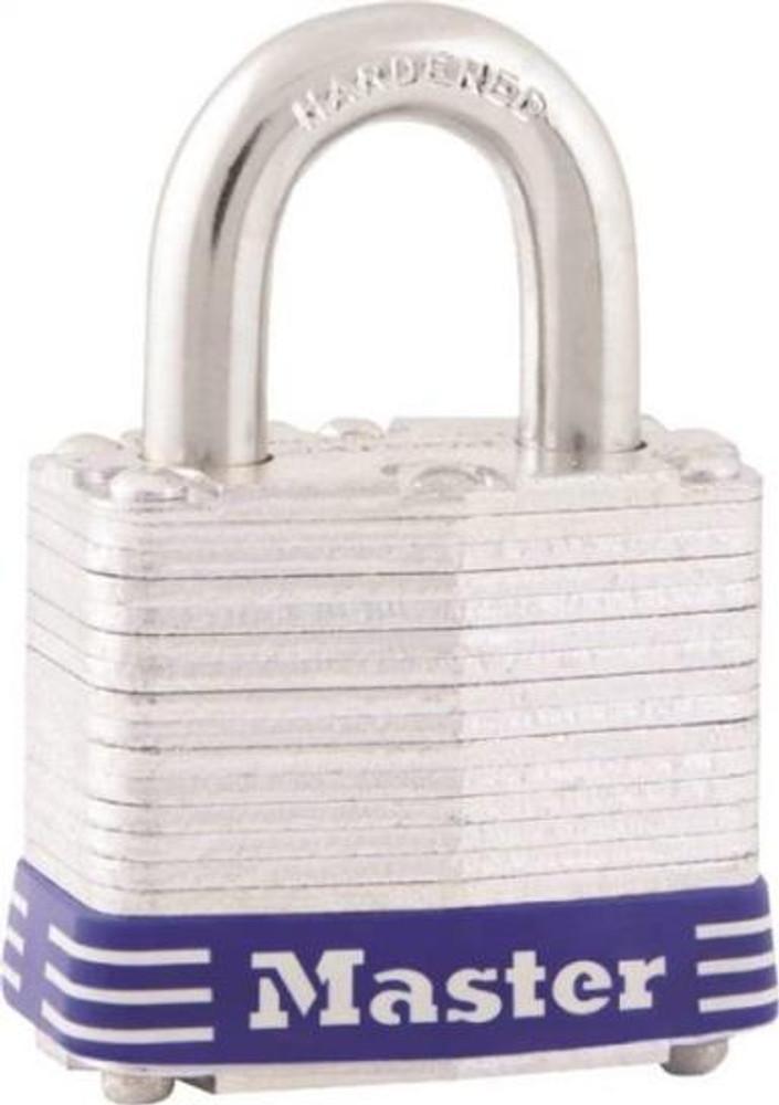 Master Lock, 3D, Pad Lock,  With 2 Keys