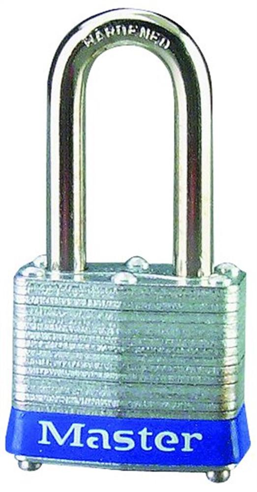 Master Lock, 3UPLF, Pad Lock, One Key System