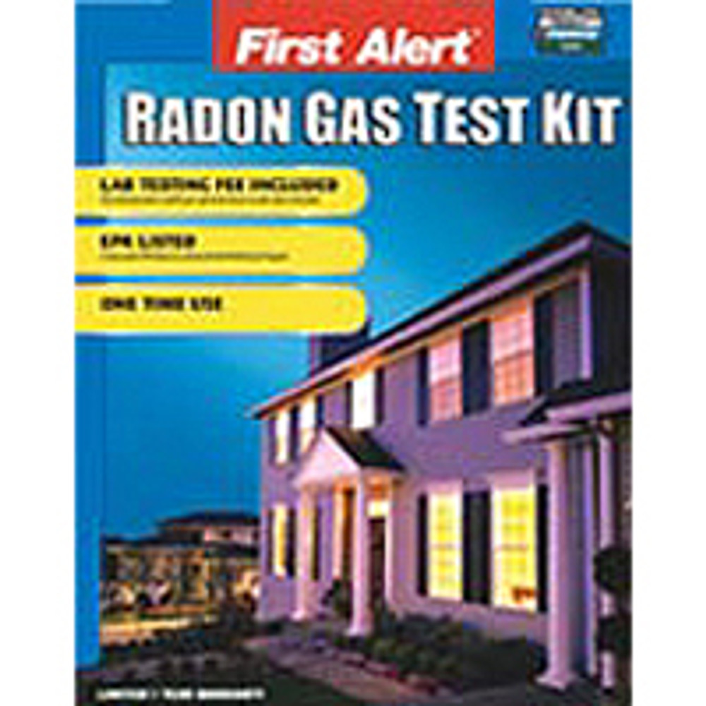 First Alert Model RD1 Radon Test Kit