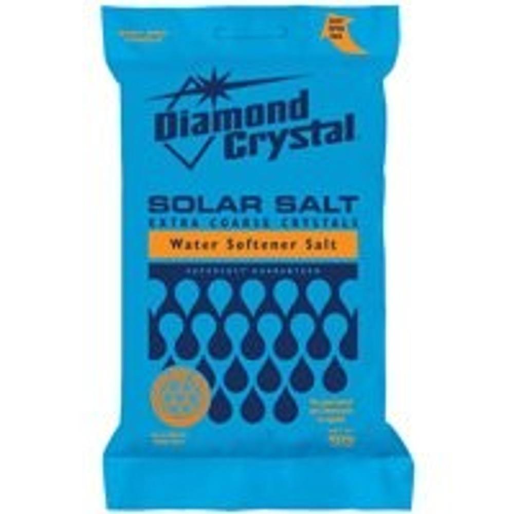 Water Softener Salt X-Coarse 40 Lb