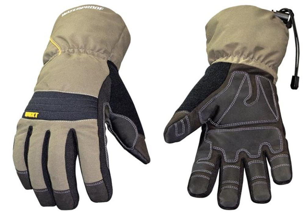 Gloves, Youngstown Winter Glove, Large, Waterproof