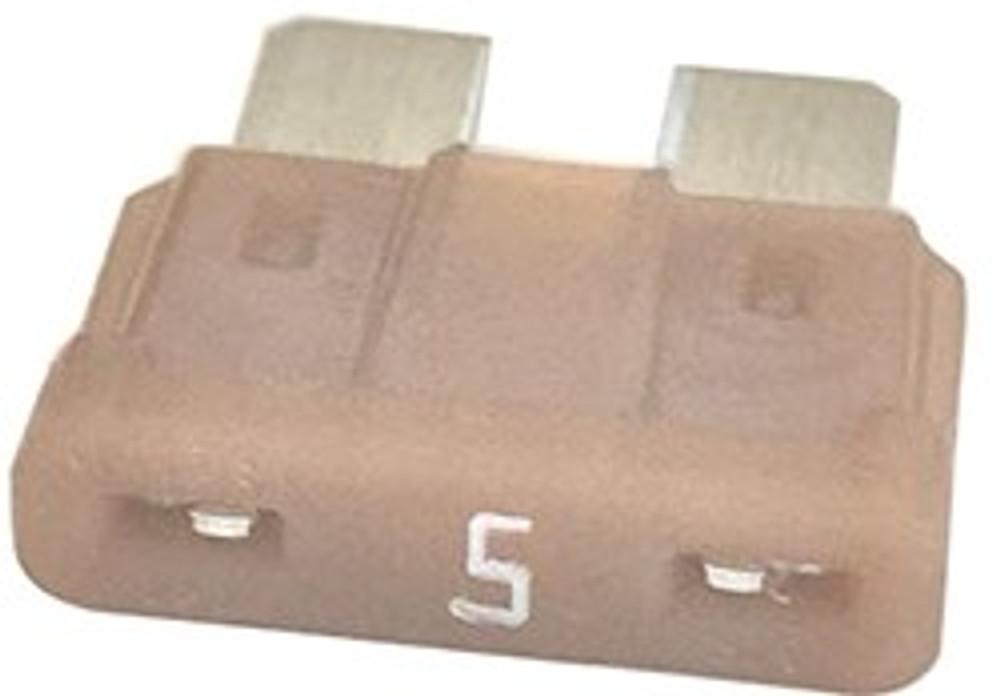 ATC  5, Auto Fuse, 5 Amp, Tan