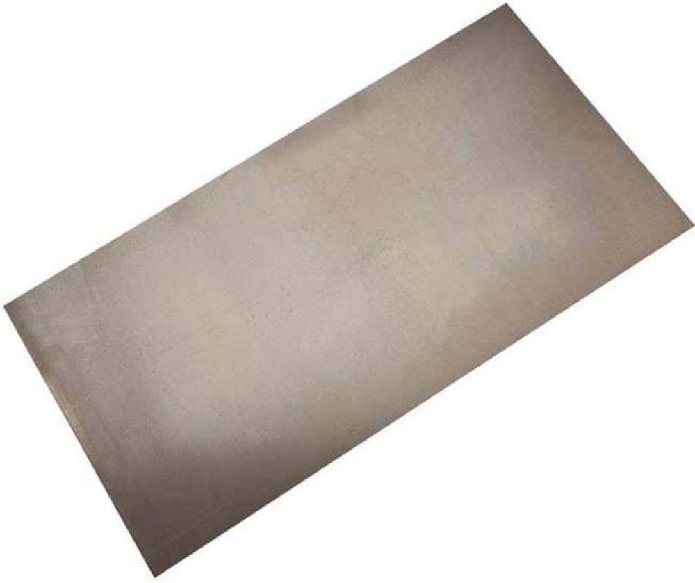 "Aluminum Sheet, 12"" x 18"" x .025"", Mill Finish"
