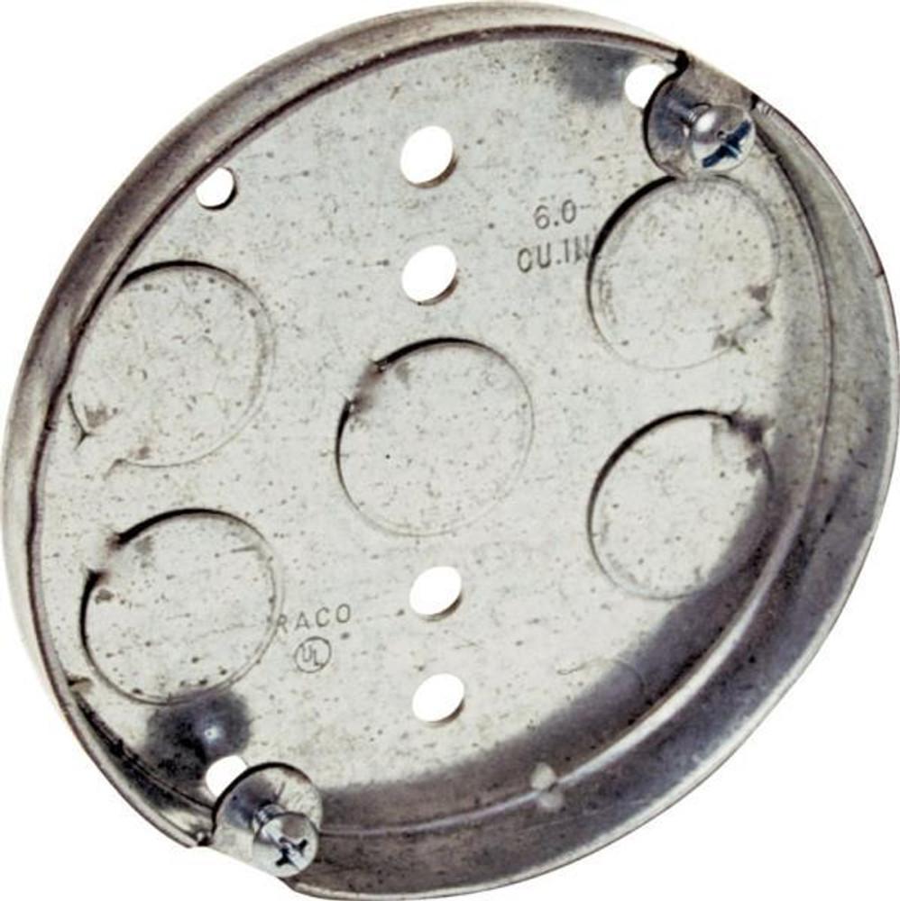 """Ceiling Pan Box, 4"""""""