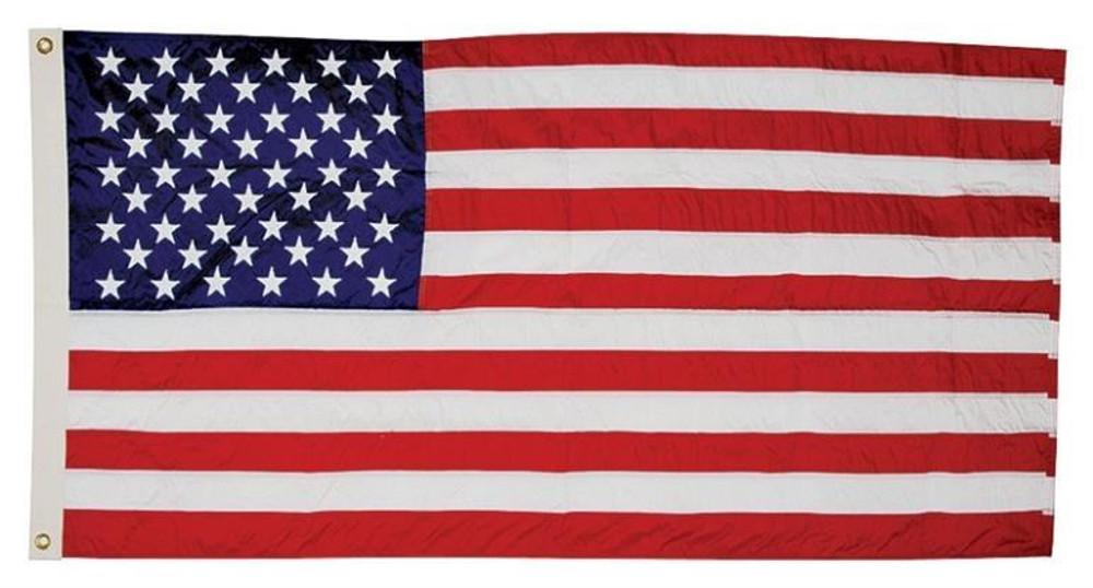 US Flag,  3' x  5', Perma-Nylon, Presidential Series