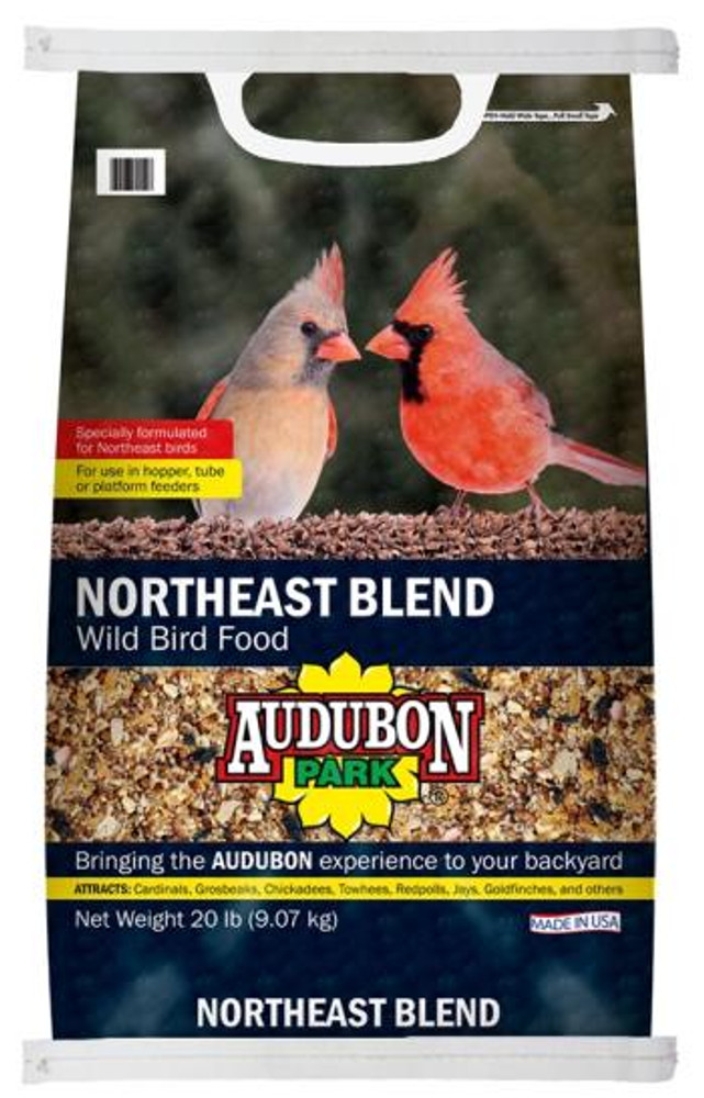 Audubon Park, Wild Bird Feed, North East Blend, 20 Lb
