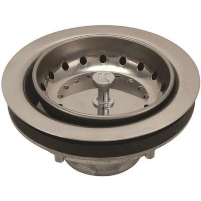 Kitchen Sink Strainer Stainless Steel