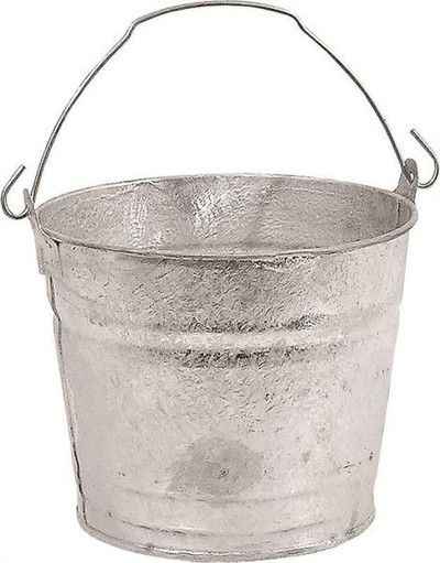 Galvanized Pail,   5 Quart