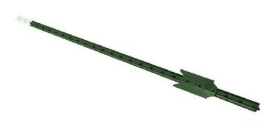 Fence T Post 6' Green Heavy Duty