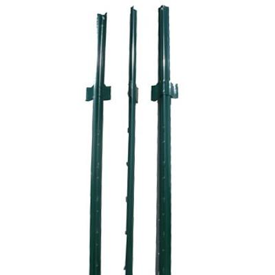 Fence U Post, 3', Green Light Duty