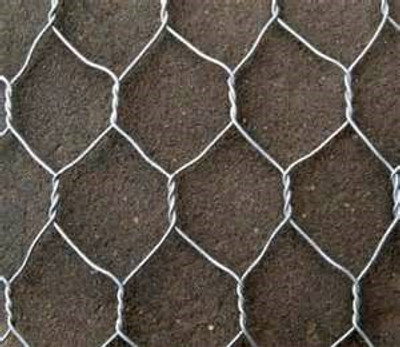 "Poultry Netting 2"" x  48"" x   25', Galvanized"