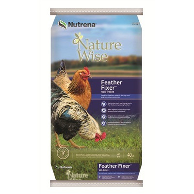 Nature Wise Feather Fixer, 40 Lb