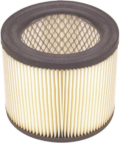 Shop Vac wet/dry filter cartridge.  Fits vac model 952-02-62