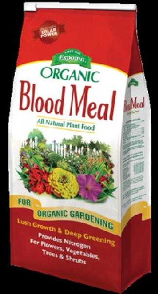 Espoma, Organic, Blood Meal, 17 Lb, 12-0-0