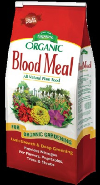 Espoma, Organic, Blood Meal,  3 Lb, 12-0-0