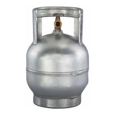 Propane Cylinder,  10 Lb,Aluminum, Vertical Standing