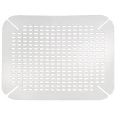 """Sink Mat - Clear- Large 14"""" X 16"""""""