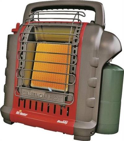 "Mr Heat, ""Portable Buddy"" Heater"