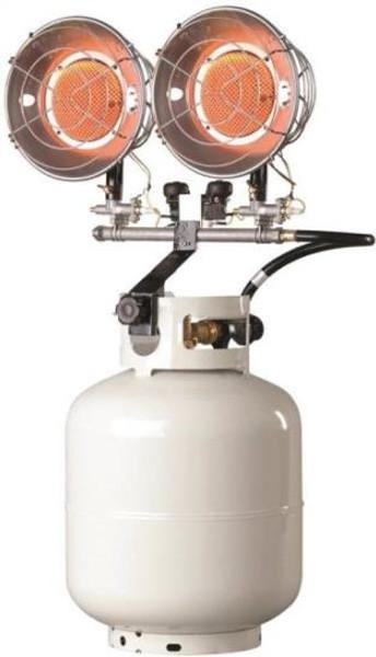 Propane Radiant Heater Double Head