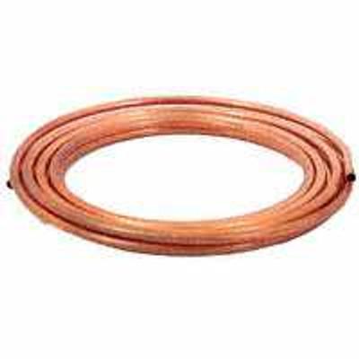 "Copper Tubing, 1/4"" x 10', Soft"