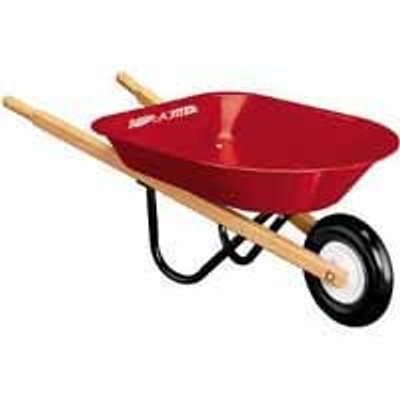 Radio Flyer Model #4, Little Red Wheelbarrow