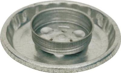 Fount Base, For 1 Qt Mason Jar, Galvanized