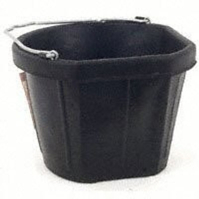 Rubber Corner Bucket,  5 Gallon