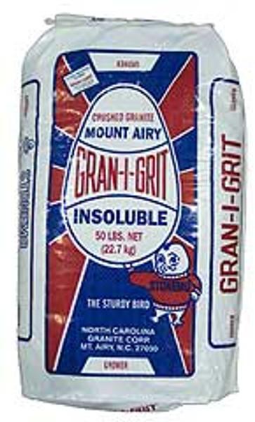 Gran-I-Grit, Grower Grit, 50 Lb