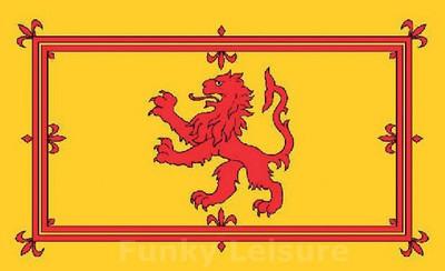 Scotland Royal Banner Flag 3' x 5'